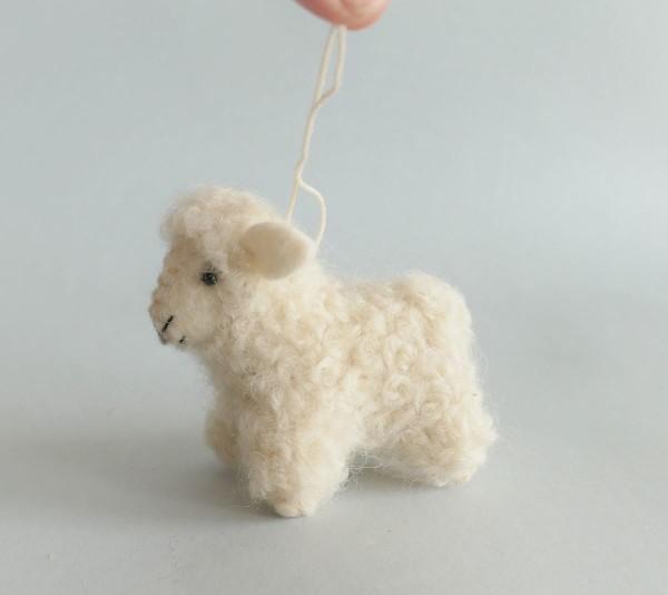 Schaf, weiß