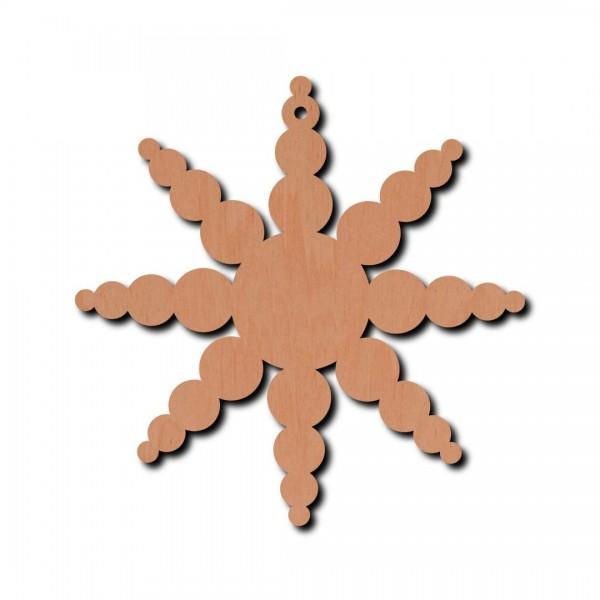 Holzstern - Nana Ø 6 cm
