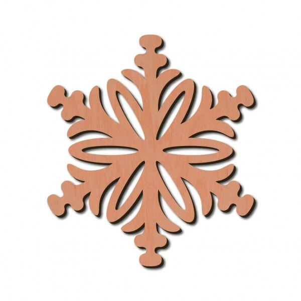 Holzstern - Formax Ø 8 cm