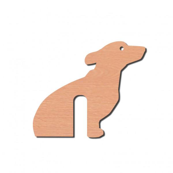 Topfwächter Hund Dackel