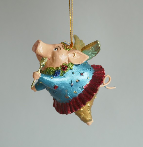 Schwein, make a wish