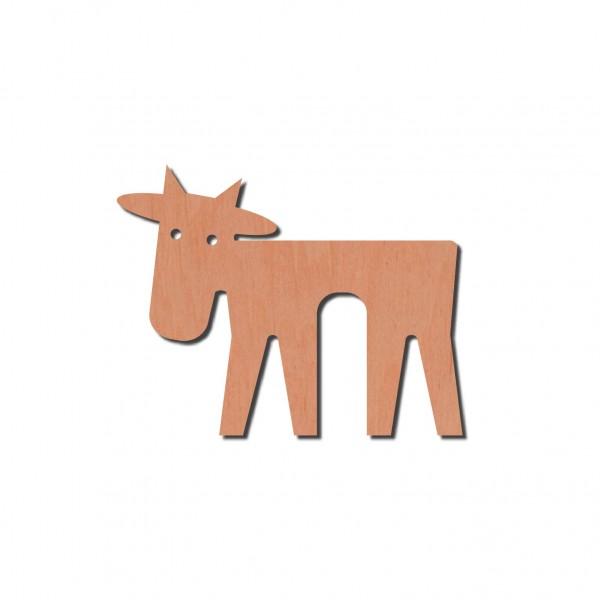 Topfwächter Kuh
