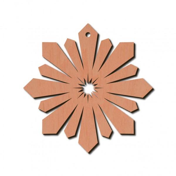 Holzstern - Namaka Ø 8 cm