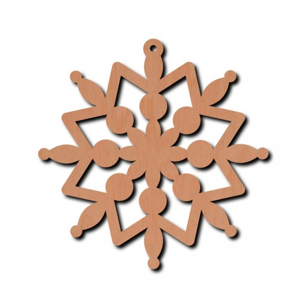 Holzstern - Rina Ø 6 cm