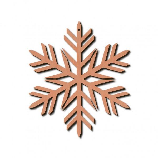 Holzstern - Fiesta Ø 8 cm