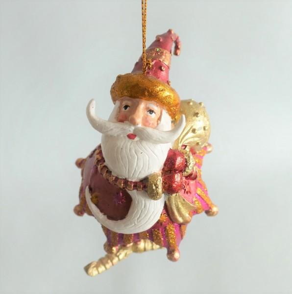 Weihnachtsmann mit roter Kleidung