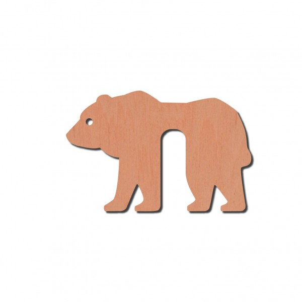 Topfwächter Bär